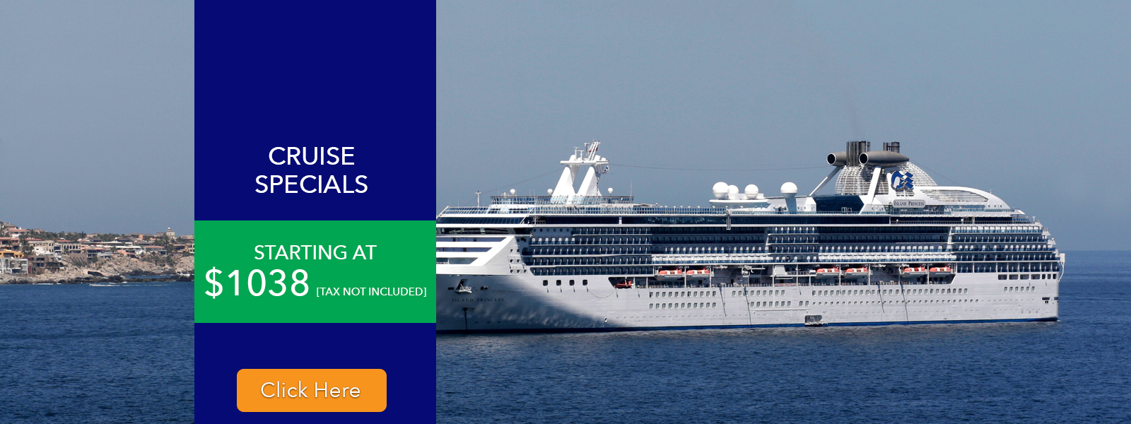 Cruise Specials | Cruise Packages | Cruise Deals