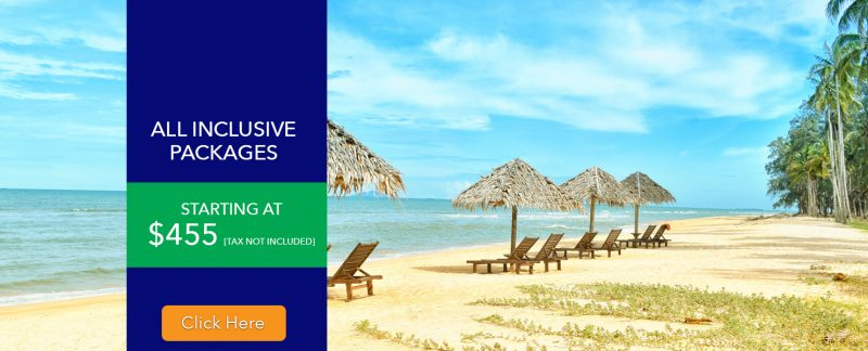 All Inclusive Packages- Mexico- Vacation