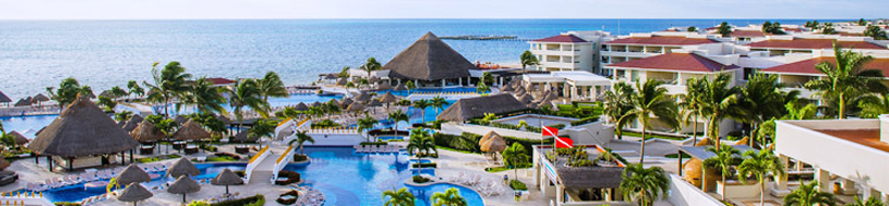 Moon Palace Cancun- Family Vacations- All Inclusive